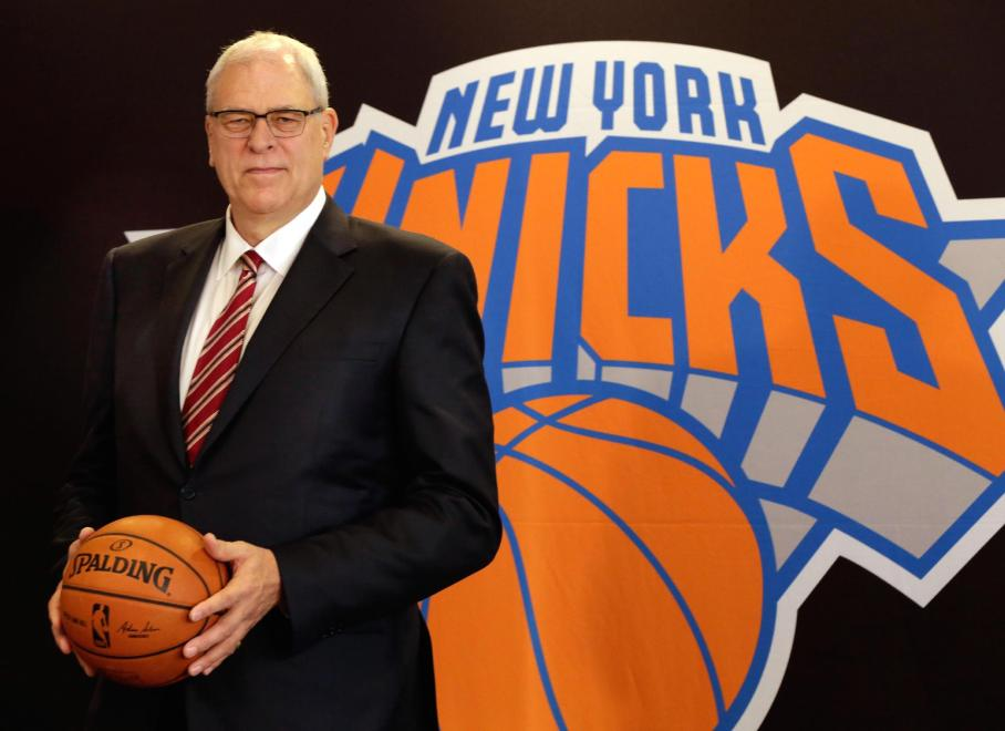 Phil Jackson New York Knicks